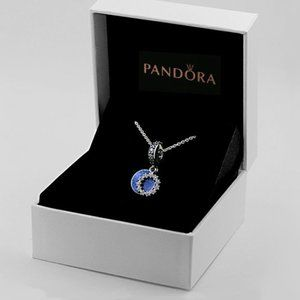 Pandora Inspirational Stars Chain Necklace